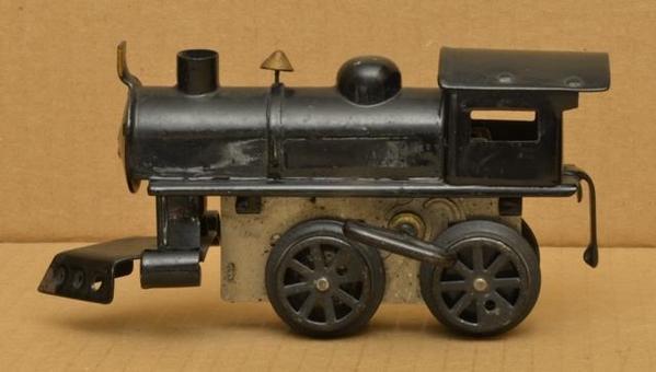 Hafner steel 100 loco