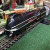 Zeuke FD150 streamline loco 0