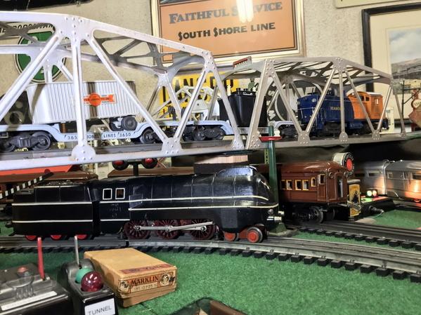 Zeuke FD150 streamline loco 6