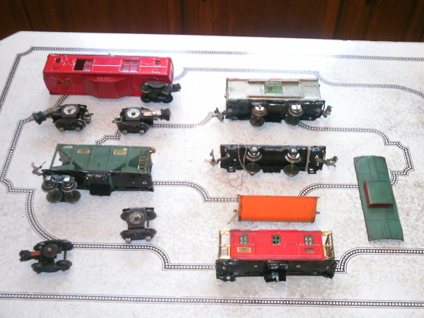 Tinplate projects