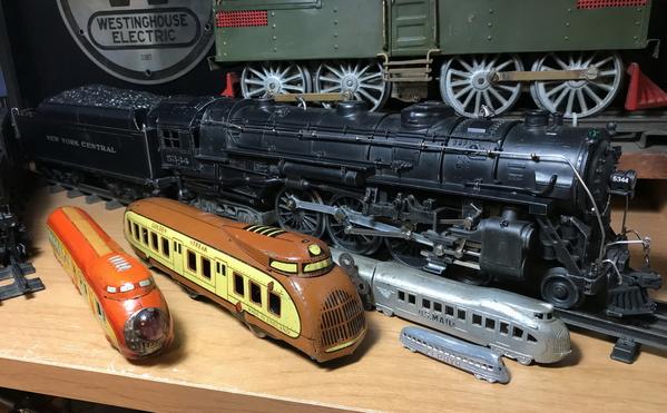 Streamliner lineup