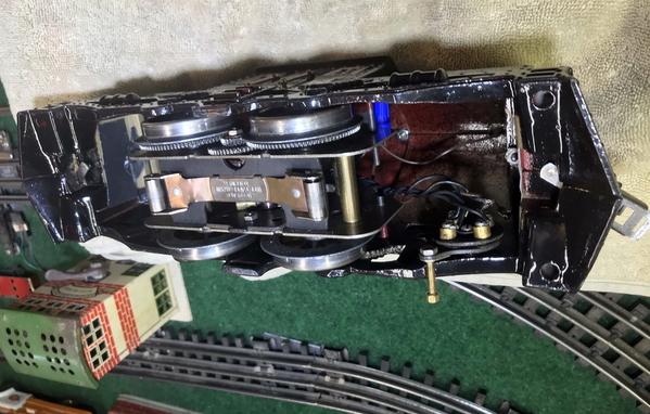 Dorfan 3920 repaint motor