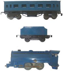 blue 352P overpaint set