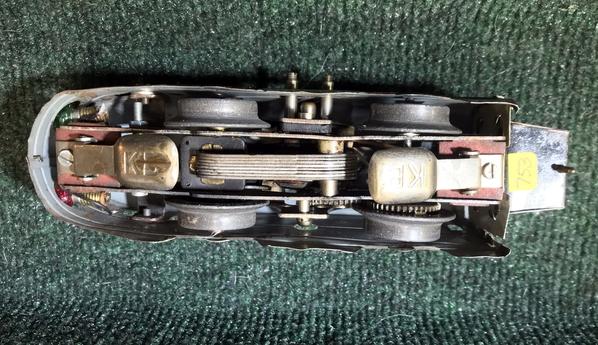 KBN streamliner motor