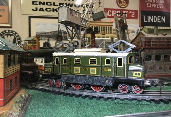 JEP E501 2-B-2 loco 4