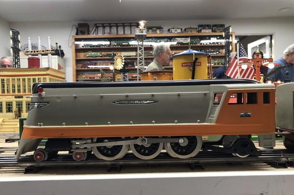 JAD Lines custom Hiawatha loco 2