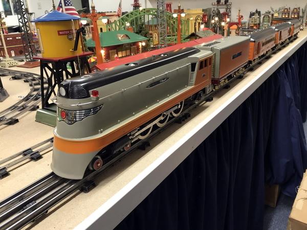 JAD Lines custom Hiawatha loco