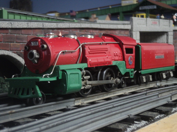 xmas train 010