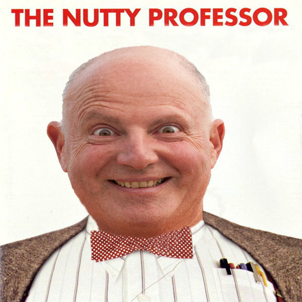 Nutty prof