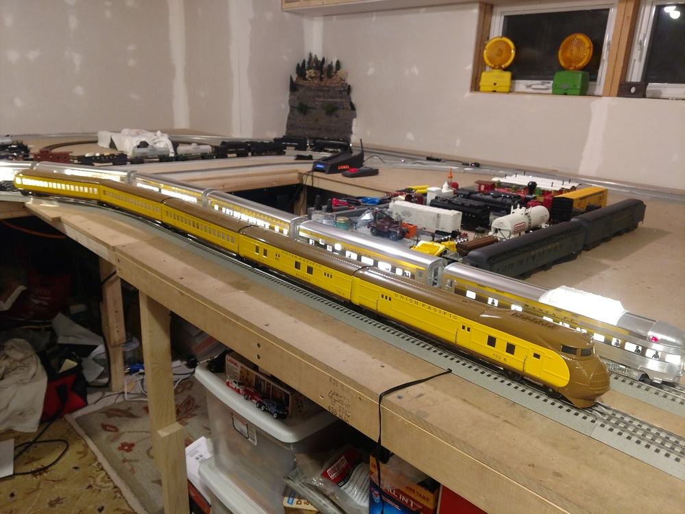 Lionel  pride lines    M10000     loudly running   O Gauge Railroading On Line Forum