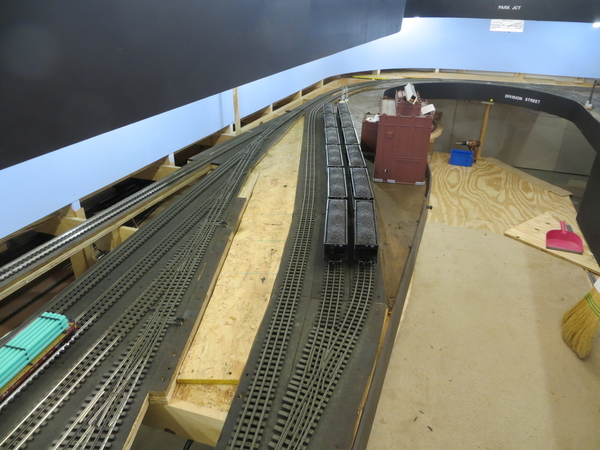 What Is Your Preferred Train Table Height O Gauge