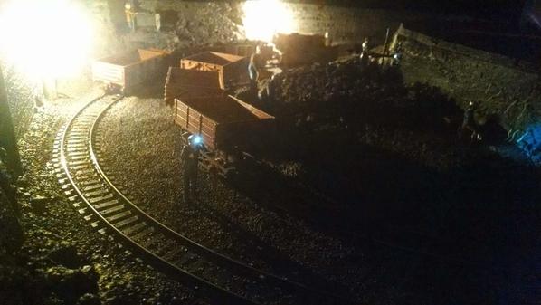 Copper mine layout 2