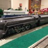 American Hi-Rail 20th Century Limited Hudson: iconic design and styling