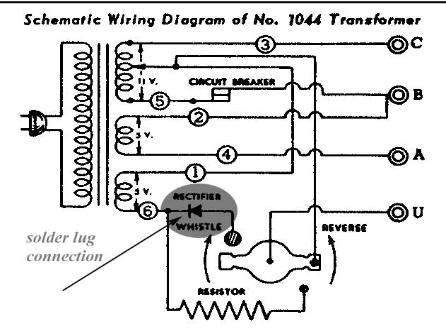 Lionel 1044 Transformer | O Gauge Railroading On Line ForumO Gauge Forum