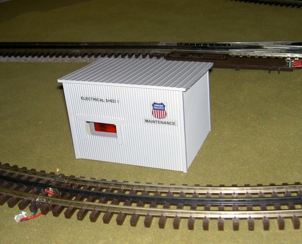 Electrical Shed 009