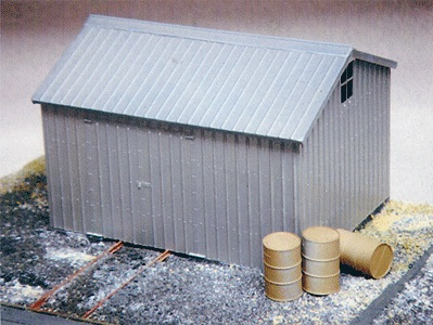 Small Section Tool House