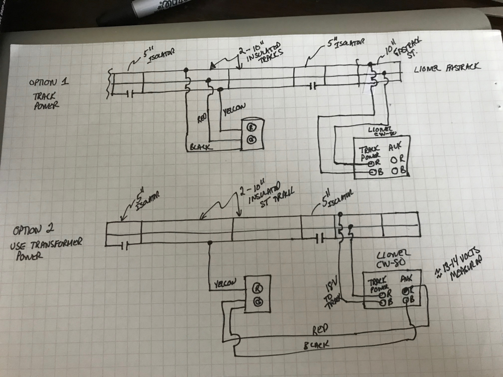 Dwarf Ho Track Wiring Light - Wiring Diagrams on