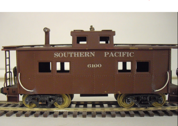 Brass International O scale kit