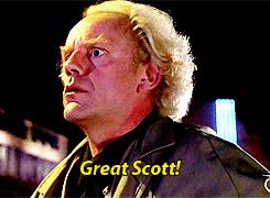 Image result for great scott