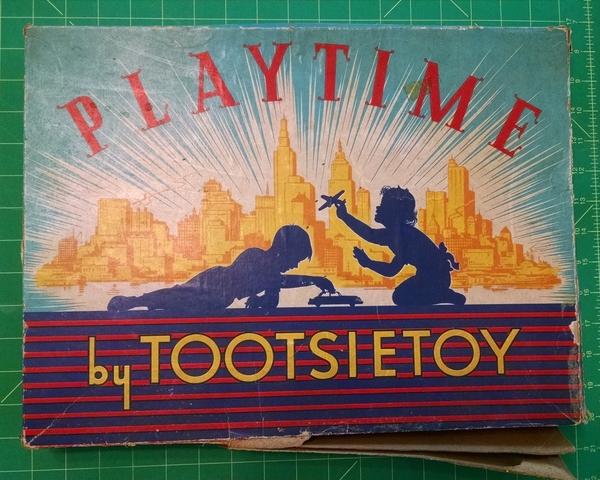 Tootsietoy Box