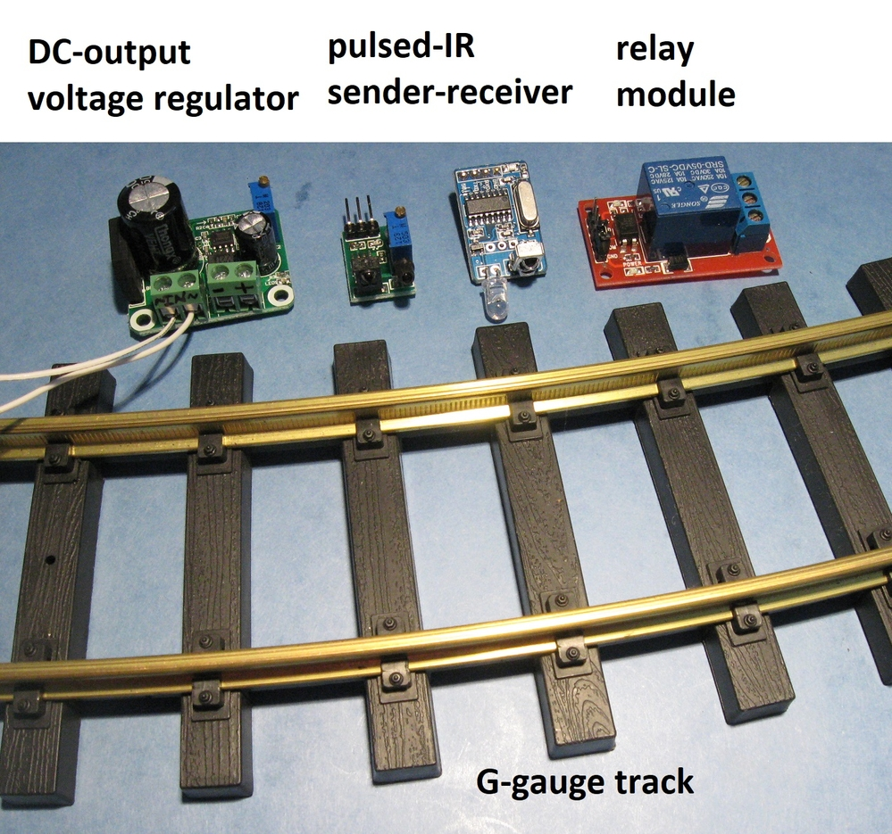 Outdoor Sensor | O Gauge Railroading On Line Forum