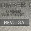 REV. I3A silver dot