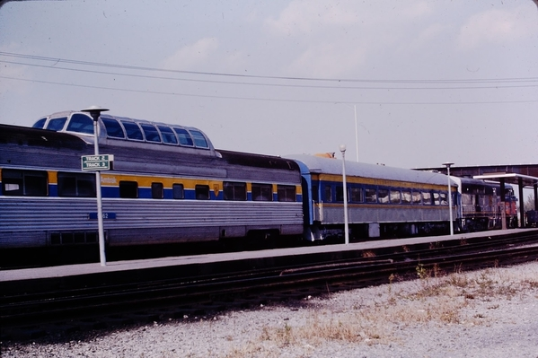 Dome Amtrak-D&H [1976)