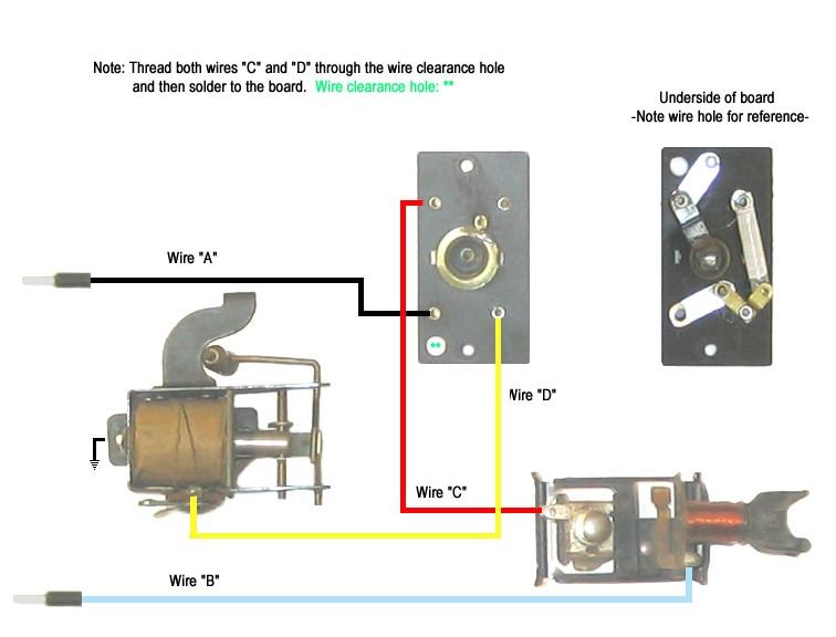 Wiring Question on a 2203B/2403B/6403B tender | O Gauge Railroading On Line  Forum