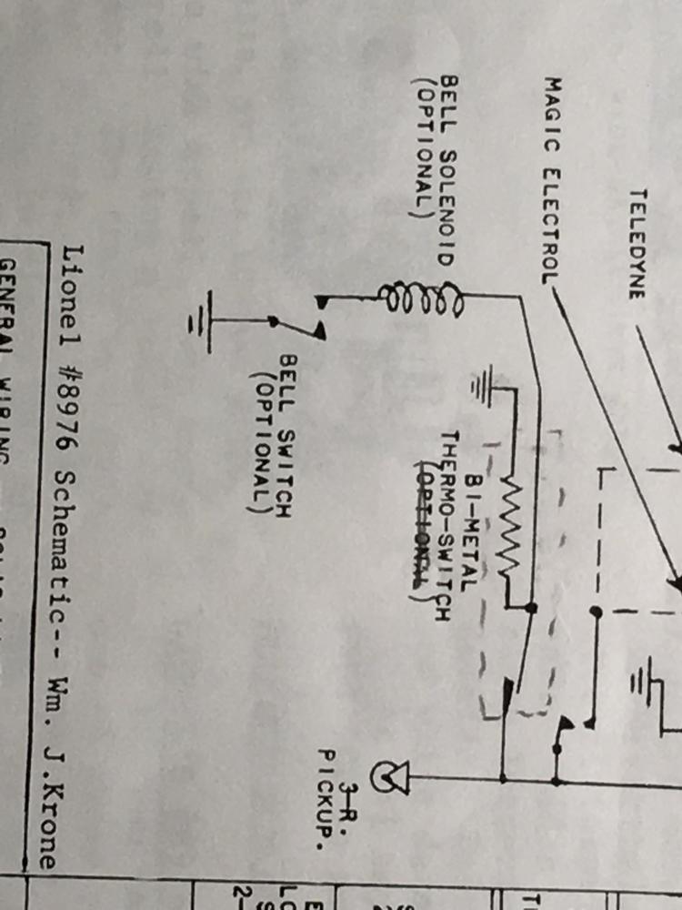 Wiring Question on a 2203B/2403B/6403B tender   O Gauge Railroading on