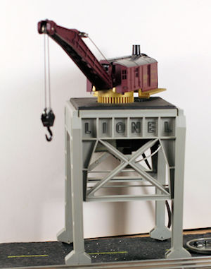 6 Lionel 2460-14 Crane Pulley Rivet