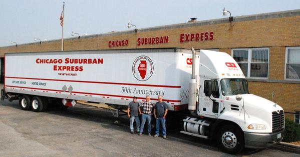 Truck CSX 2