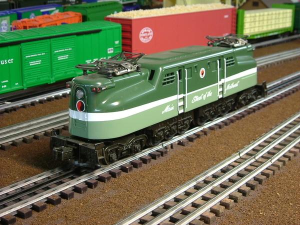 K-Line GG-1 #2