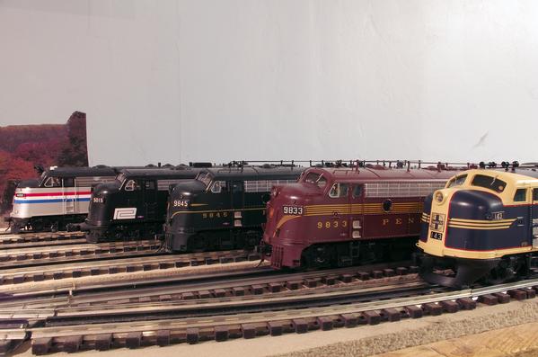 3rd Rail Diesels