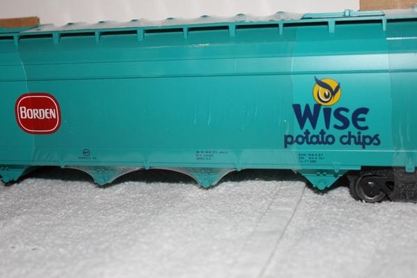 Weaver WISE Potato Chips [Borden) # 1991, NIB - Actual Photo2
