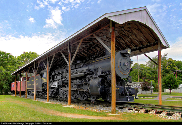 WM_#_202_Pacific_4-6-2_On_Display_In_Hagerstown3