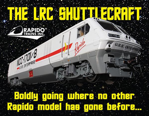Rapido Shuttle