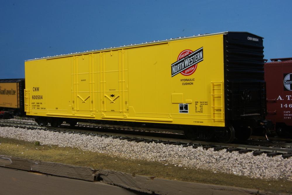 50' double door box cars | O Gauge Railroading On Line Forum