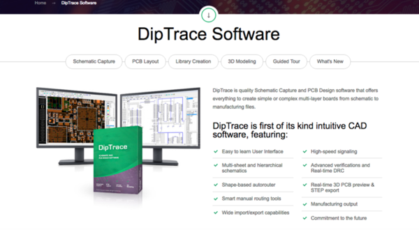 Dip Trace
