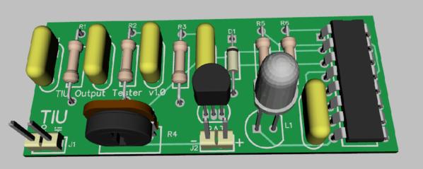 TIU Signal Tester v1.0 3D View