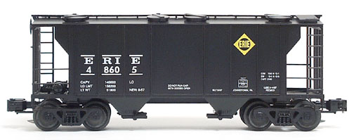 ERIE PS-2 COVERED HOPPER BLACK - Copy