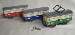 3-car trolley set
