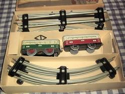 tram set w box
