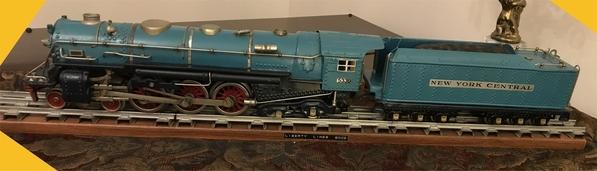 Blue 600E mine