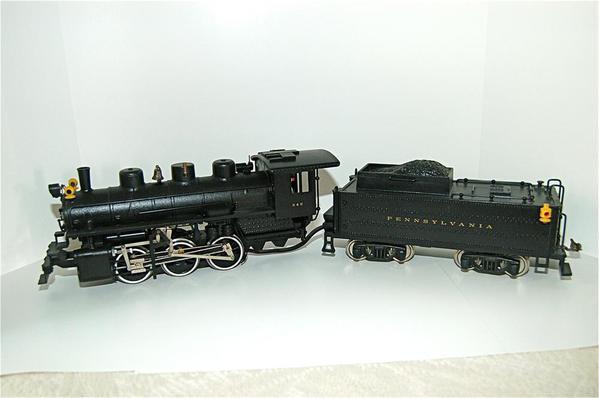 Glenn trains 060