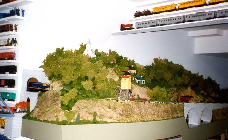 lionel 97 coal elevator show your pix o gauge railroading on scenery step 8