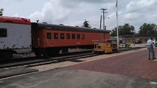 CB&Q railcar Mendota, IL 01