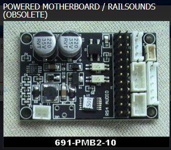 Image result for Lionel powered motherboard railsounds diagram
