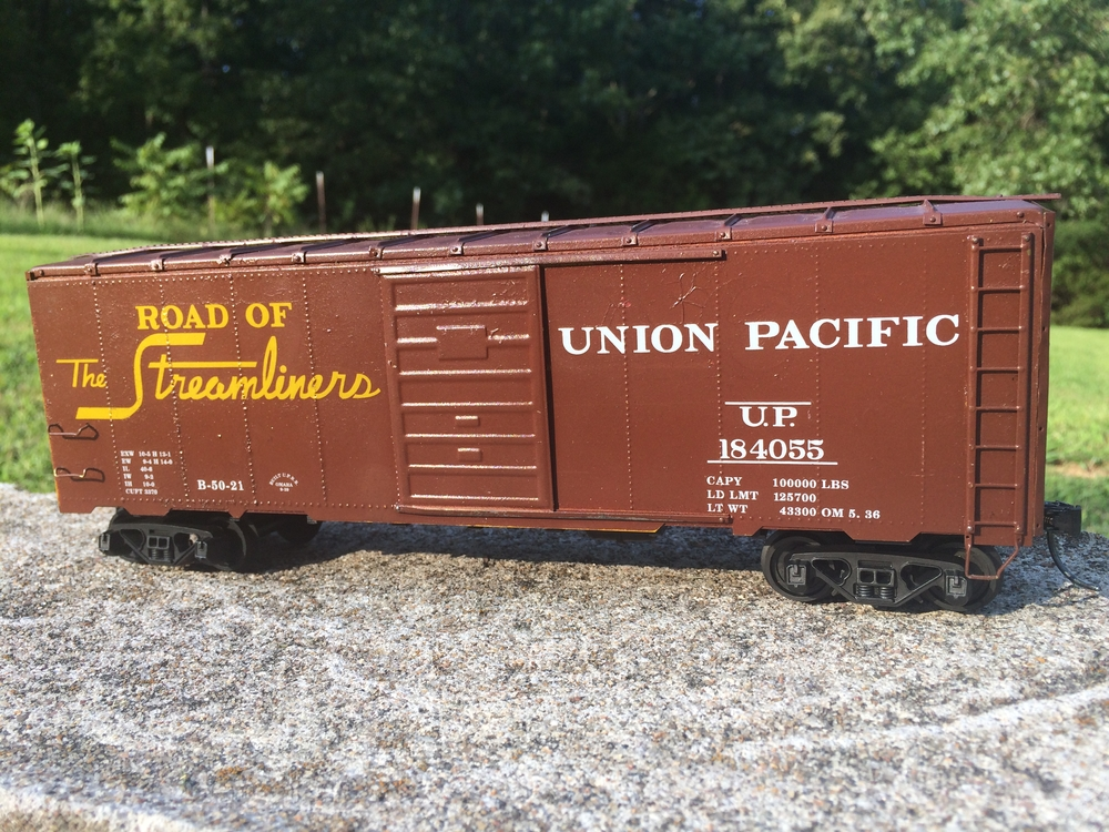 All Nation Boxcar restoration project (Update) | O Gauge Railroading