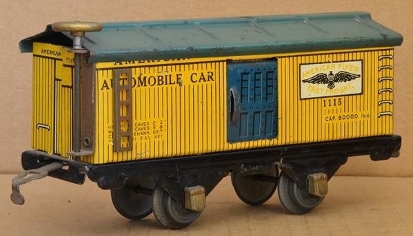 AF 1115 4wh deluxe AutoBox 01