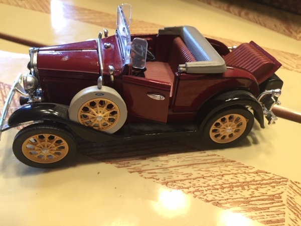 Model A overview